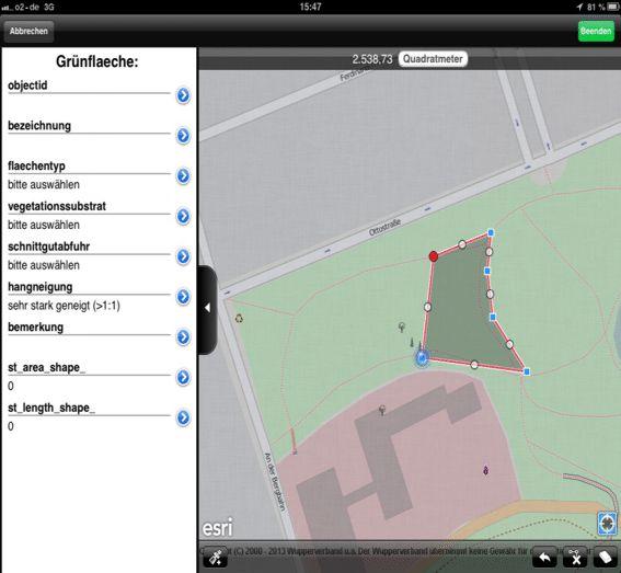 3fb1631b14749e FluGGS mobil - Datenerfassung